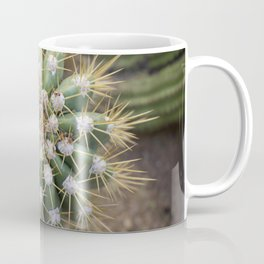 Cactus Closeup Coffee Mug