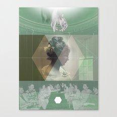 Death of a Cult Canvas Print