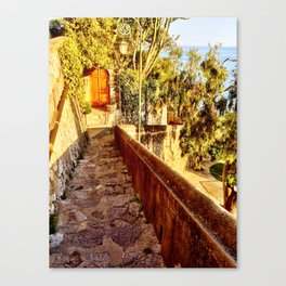 Doors to Amalfi Canvas Print