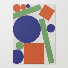 Geometry IV Canvas Print