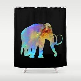 Nebula Mammouth Shower Curtain