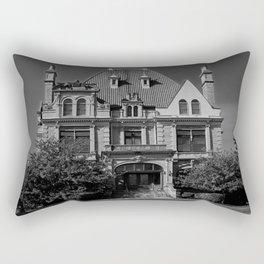 Old West End Bartley Mansion Rectangular Pillow