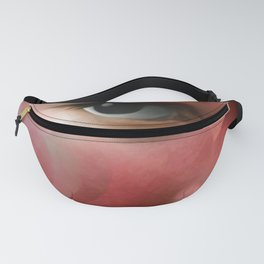 """""""Lady in autumn rose"""" Fanny Pack"""