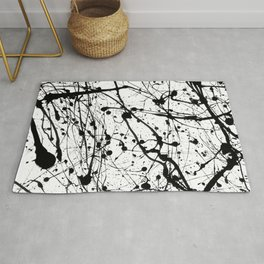Splat! 3 (Cookies And Cream) Rug