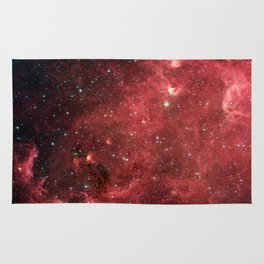North American Nebula Rug
