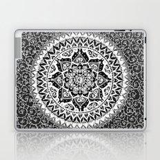 Yin Yang Mandala Pattern Laptop & iPad Skin
