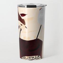 Countess Kali of Lucina Travel Mug