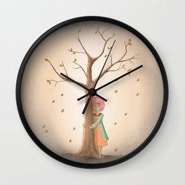 My Last Tree Wall Clock
