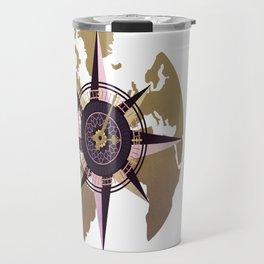 The Rosetta Compass Travel Mug