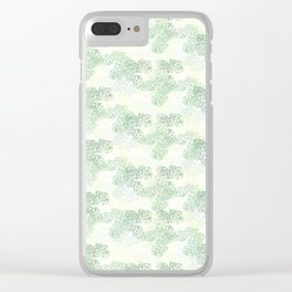 White Widow Clear iPhone Case