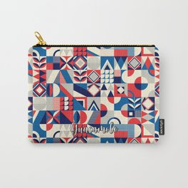 SQUARES ORIGINAL Carry-All Pouch