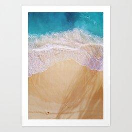 Sea Love II Art Print