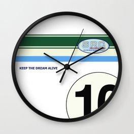 SRC Preparations 934 No.10 'Ol' No.10' Carter Wall Clock