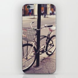 Bicycles of New York City iPhone Skin