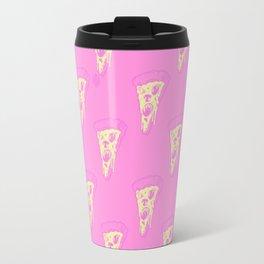 Zombie Pizza Travel Mug