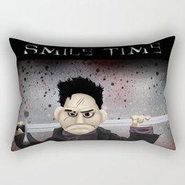 Angel - Smile Time Rectangular Pillow