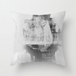 Spellcaster, DAMNWHORE, Relomia II Throw Pillow