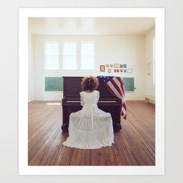 Long Live the Music Art Print