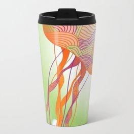 Secondary Colors Jellyfish Travel Mug
