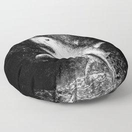 Aquatic Acrobat Floor Pillow