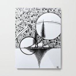 A Thousand Stars Metal Print
