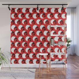 I Spot Ladybug Dots Wall Mural