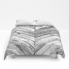 Antique Wood Comforters
