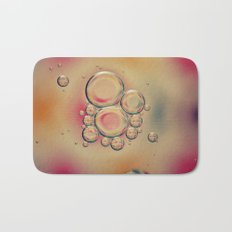 Kaleidoscope: Oil & Water Bath Mat