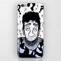 Clueless? iPhone & iPod Skin