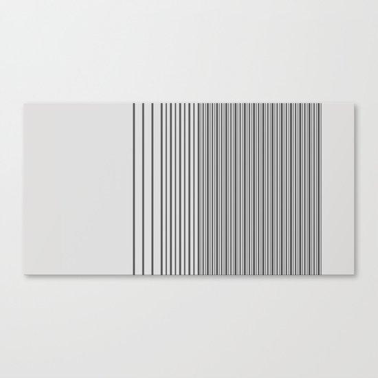 Gradient-A. Canvas Print