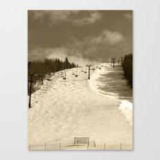 Superstar Killington Vermont Canvas Print