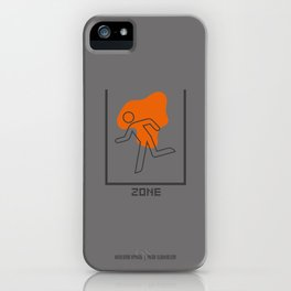 PAUSE – Kill Zone iPhone Case