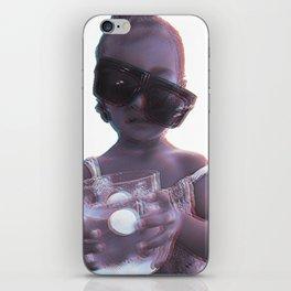 SWISH iPhone Skin