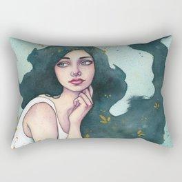 Traces of You Rectangular Pillow
