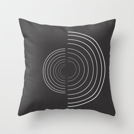 simplicity #minimal #decor #buyart Throw Pillow