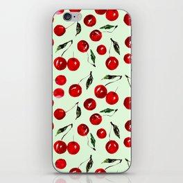 Very cherry iPhone Skin