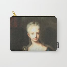 Maria Theresa before She Was Empress  Carry-All Pouch