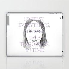 I detest everything Laptop & iPad Skin
