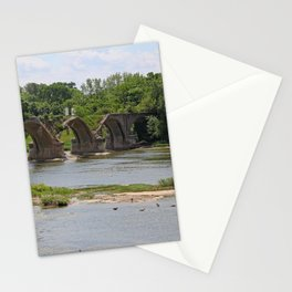 Trestle Over the Maumee II Stationery Cards