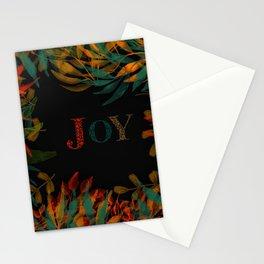 Christmas Joy Stationery Cards
