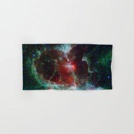 Heart Nebula Hand & Bath Towel