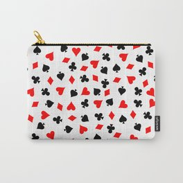 Card Suits 02 Carry-All Pouch