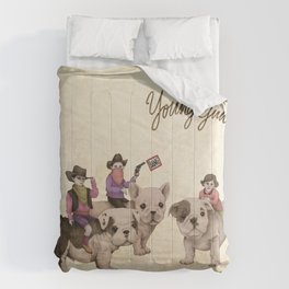 Young Guns Comforters