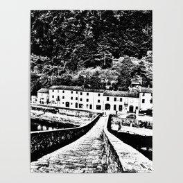Ponte della Maddalena Poster