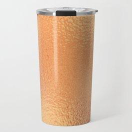 Simply Metallic in Copper Travel Mug