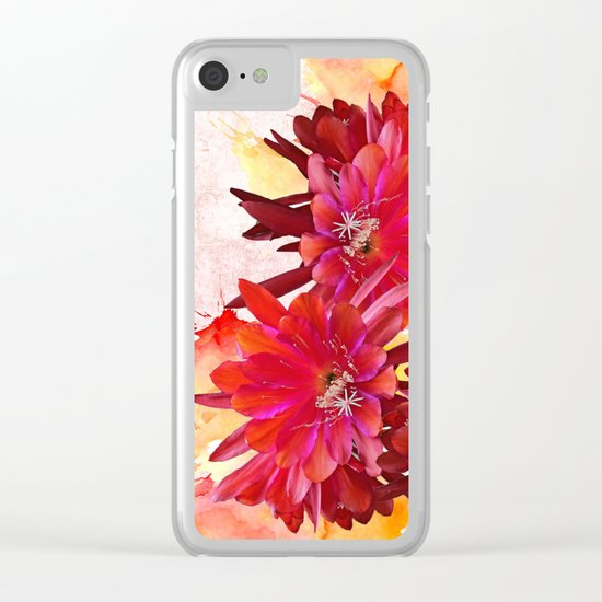 The Cheer Clear iPhone Case