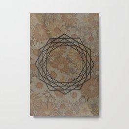 Geometrical 008 Metal Print