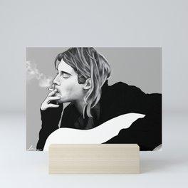 Nirvana Mini Art Print