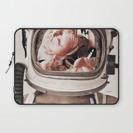Space bloom Laptop Sleeve
