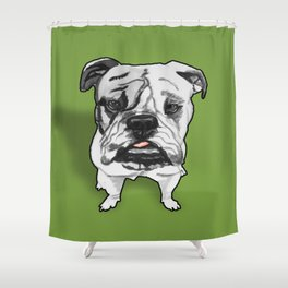 You Gonna Eat That? Shower Curtain